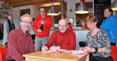 AV'23 en Charco&Dique tekenen sponsorcontract