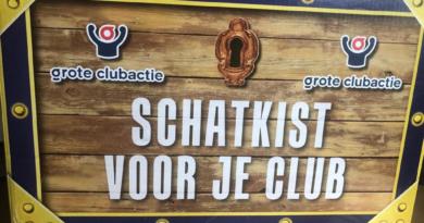Op 14 september gaat de Grote Clubactie weer van start!