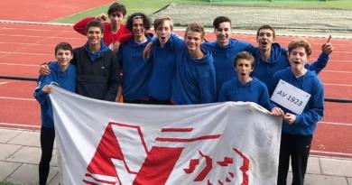 Junioren C Finale!