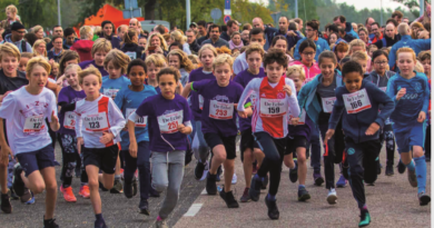 Echo Mini marathons op 20 October