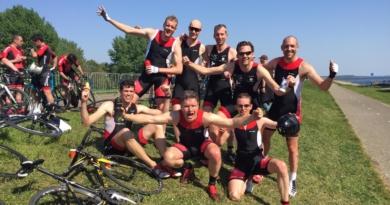 Gezocht: triatleten die willen uitkomen in de nationale teamcompetitie