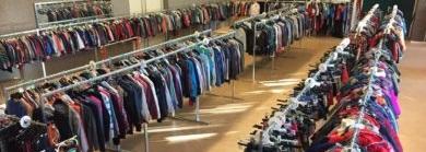 Tweedehandsmarkt voor sportkleding
