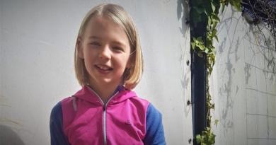 Laura Wiering A2 pupil, tweede bij Nescioloop 8 km vrouwen