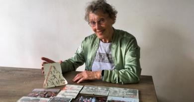 Rietje Dijkman (82)